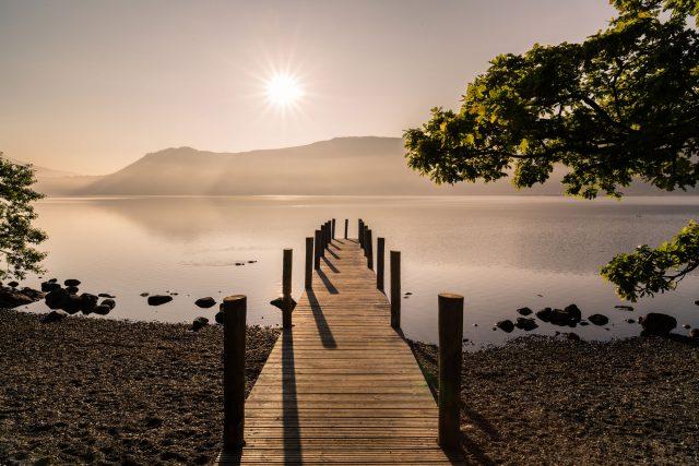 Derwentwater in The Lake District