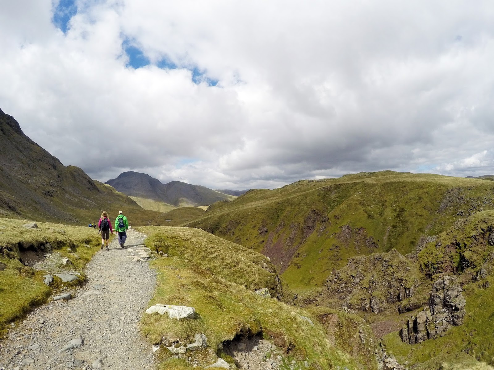 scafell pike walk